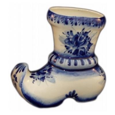 Сувенир с гжельской росписью