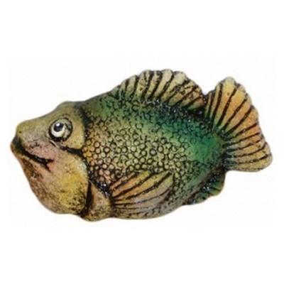 Шамотный сувенир рыбка