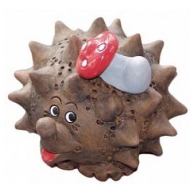 Сувенир ежик из керамики