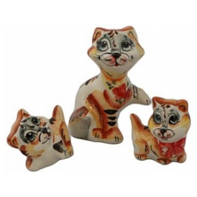 Семейка кошек