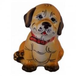 Фигурка собаки, 12 см, арт 2046