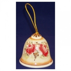 Колокольчик фарфоровый 5.5 см., арт.2617