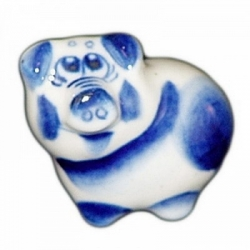 Свинка малая 3.3 см, арт.2540