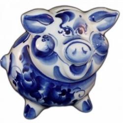 Свинья-копилка 15 см., арт.2590