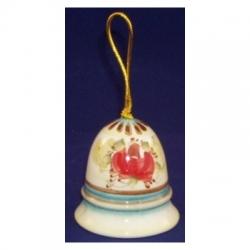 Фарфоровый колокольчик 5.5  см., арт.2614