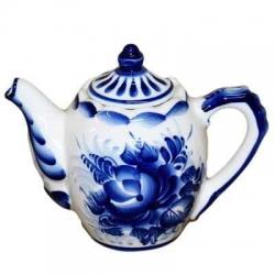 Чайник, арт.9022, 13х17 см., объем 0.45 литра