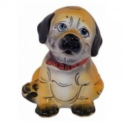 Символ 2018 собака, фарфор
