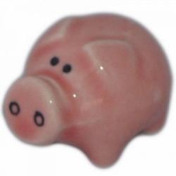 Новогодний сувенир свинка