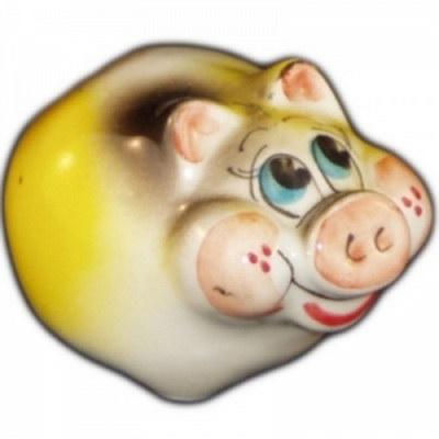 Фарфоровая свинка