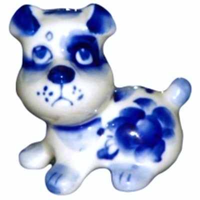 Статуэтка собака сувенир