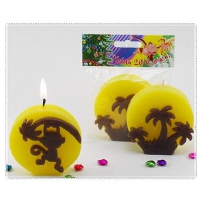 Свечи декоративные новогодние