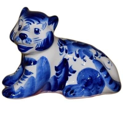 Фигурка тигра сувенир 2022 года