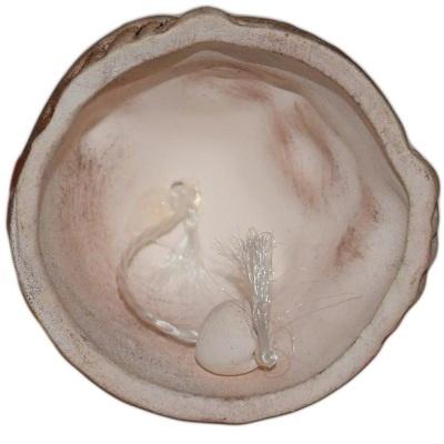 Керамический колокольчик