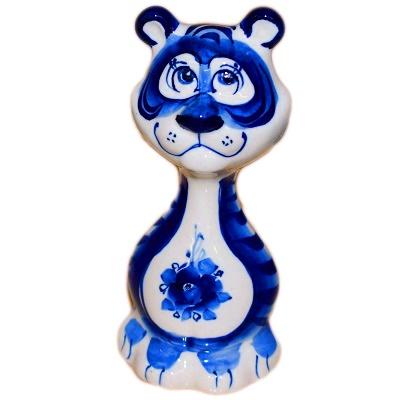 Символ года тигра гжель