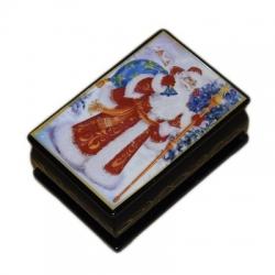 Шкатулка 6х9 см, арт. 2407
