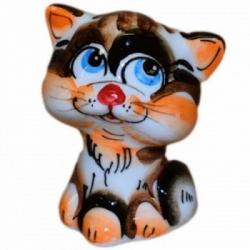 Котенок цветной 6.5 см, арт 1095