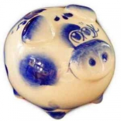 Свинка 5.5 см, арт.2596