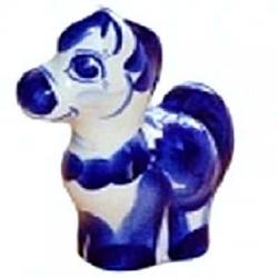 Лошадка 10 см., арт.6010