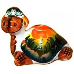 Черепаха цветная 8 см, арт 4142