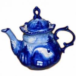 Чайник, 16,5 см, 0.55 л, арт.9015