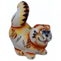 Кот цветной 11 см., арт. 10110