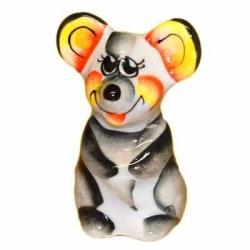 Мышонок цветной 5.5 см., арт.2692