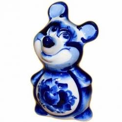 Мышь-мальчик 8 см., арт.2649