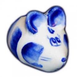 Сувенир мышка в ассортименте 5 см., арт.26105