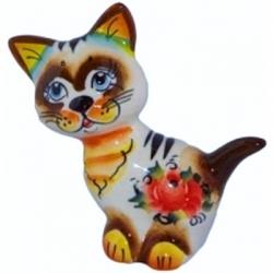 Кошка 9 см, арт 1030