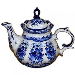 Чайник, арт. 9138, 19х21см, объем 1.0 л.