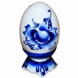 Яйцо пасхальное 7.5 см. арт.5036