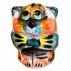 Кот цветной 4 см, арт 1091