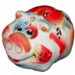 Свинья 6.5 см., арт.2551