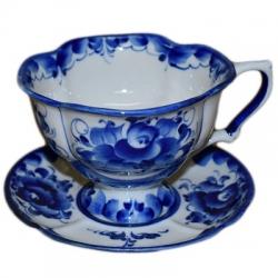 Чайная пара, 8х12 см., 0.2 л., арт. 9069