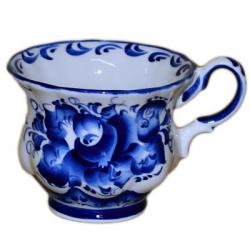 Чашка, 0.3 л, 15х8.5 см, арт. 9102.