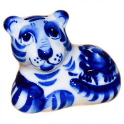 Тигр малый, 5,8 см., 2907