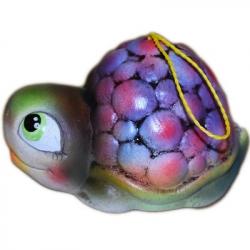 Черепаха колокольчик большая 10 см, арт. 1151