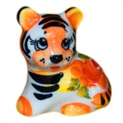 Тигр цветной 3,7 см., 2934