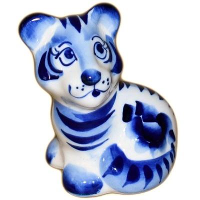 Фигурка тигра символа года 2022