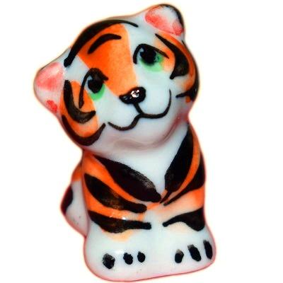 Фигурка тигренок символ 2022 года